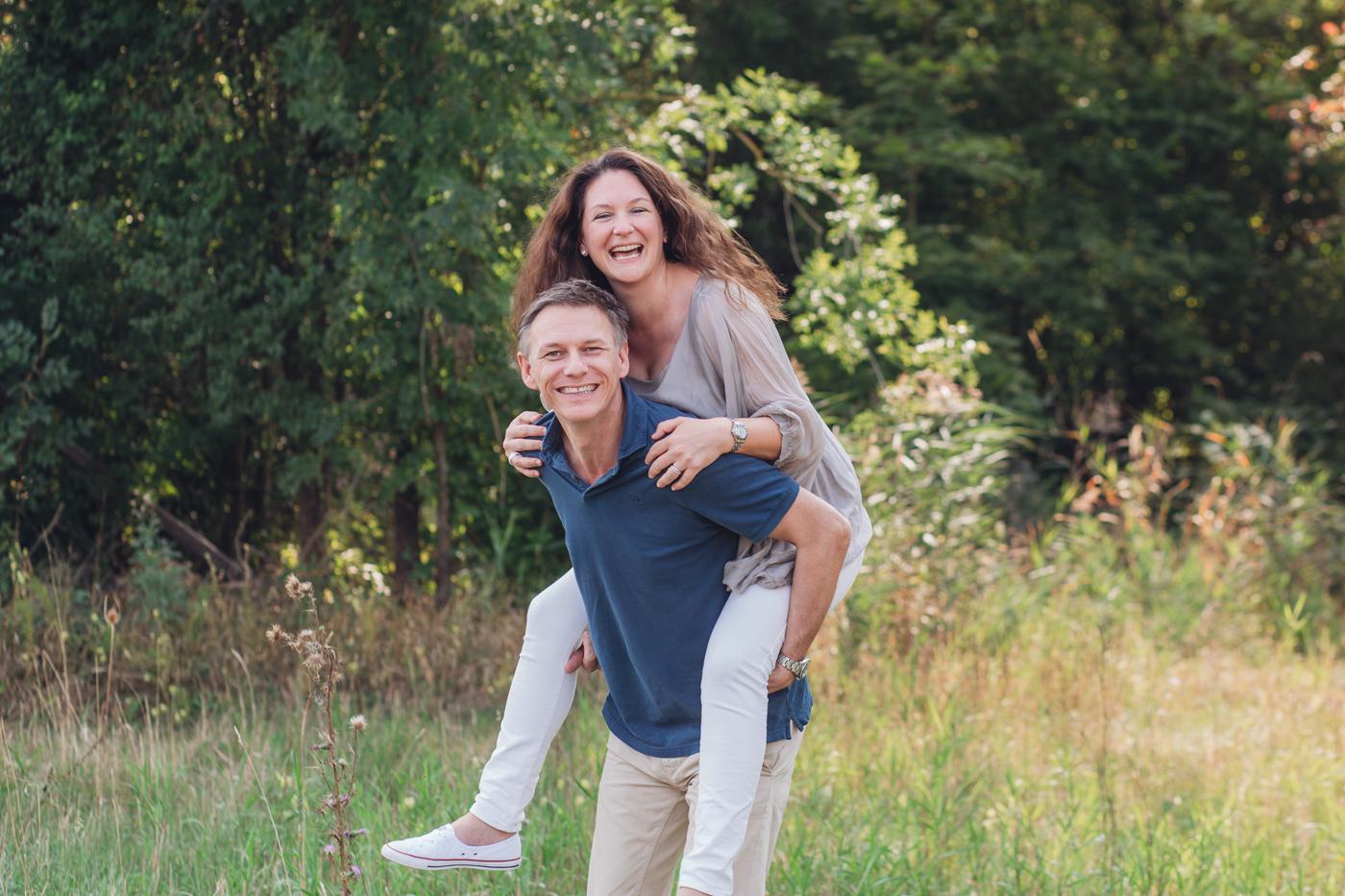 Familienfotos von Eltern aus Frankfurt und Mainz